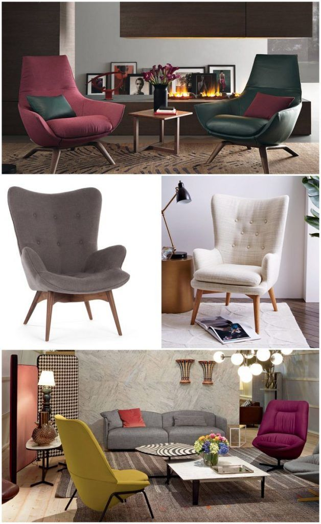 Egg Chair Accent Chairs.11 Types Of Accents Chairs For Living Room 107 Photo Chairs For
