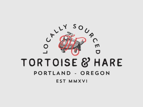 Tortoise & Hare by Jorgen Grotdal