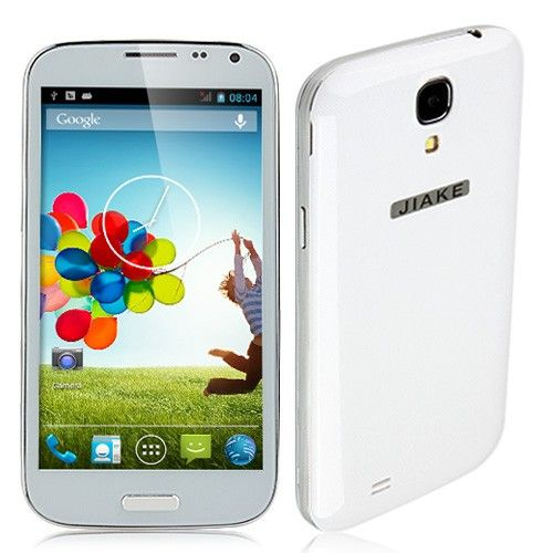 http://www.inbluemall.com I9500W 5.0 Inch Unlocked Android Cell Phones For Sale With Android 4.2 MTK6572 - White