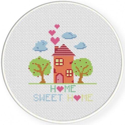 Home Sweet Home Illustraition