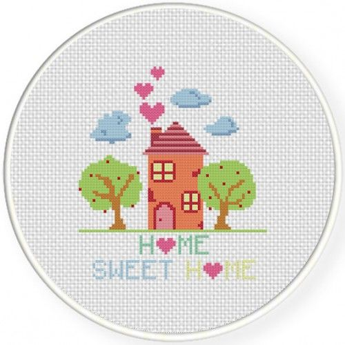 Home Sweet Home Illustraition