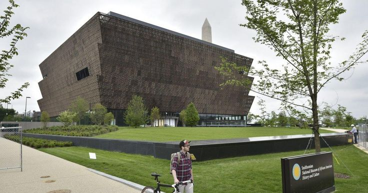 Noose found inside Smithsonian's African American museum in DC - NY Daily News