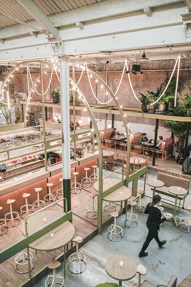 Looking for a spot where you can work, brunch, chill, dine AND drink cocktails? Make sure to check out the latest
