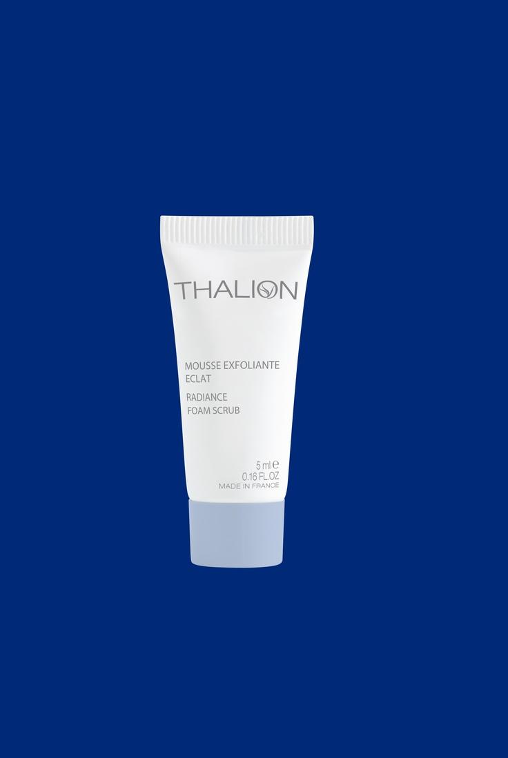 Thalion - Radiance Foam Scrub www.thalloderm.co.uk