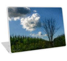 Countryside Tree / L'arbre de la campagne Laptop Skins by Galerie 503