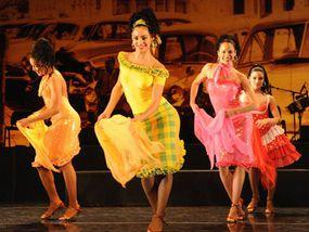 Dance review - Havana Rakatan, Peacock Theatre