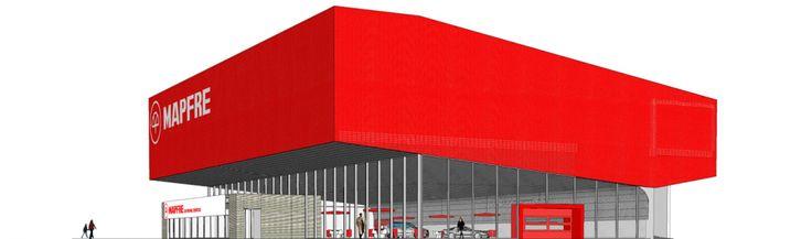 Gallery Of Mapfre Automovile Services Centre Beriot Bernardini Arquitectos 24 Arquitectos