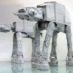 star wars papercraft at-at