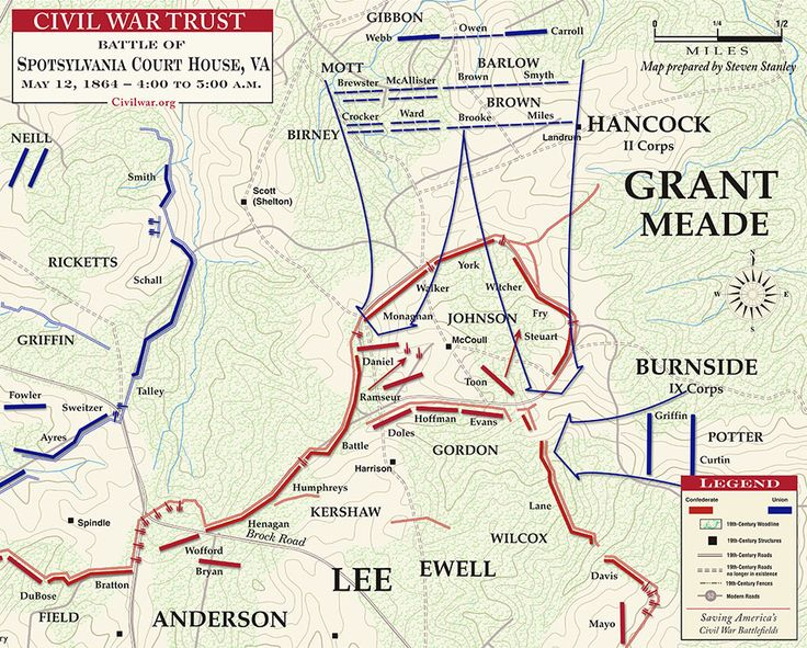 the significance of the battle of spotsylvania in the civil war It is a sad fact that last week the historically significant harris farm  to point out  that it survived one hundred and fifty years after the battle.