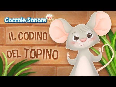 Il Codino del Topino - Canzoni per bambini di Coccole Sonore - YouTube