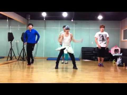 2AM - Good-bye Baby (Cover Miss A) (Dance Practice) - YouTube
