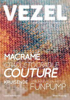 Vezel is een kwartaalblad voor de uitwisseling van kennis en kunde omtrent hetwinnen en verwerken van alle soorten vezels.