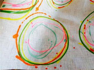 Gardin Karusell rosa - - Lena Orange