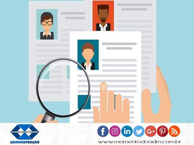 Análise da evolução do processo de recrutamento e seleção de pessoas: Critérios e tendências nas Organizações