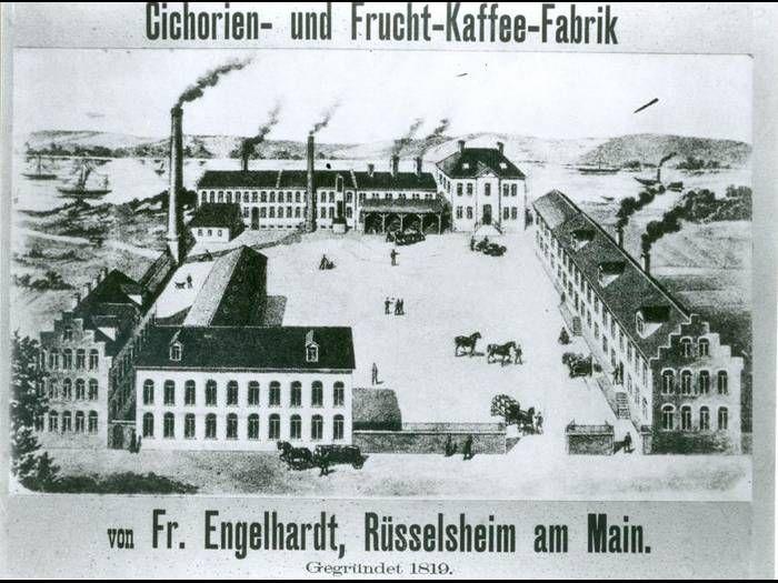 Auf den Spuren der Fabrik für Kaffee-Ersatz in Rüsselsheim
