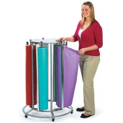 Angeles Mobile 36 Inch 5 Paper Roll Cutter Storage Holder Floor Steel Rack Dispenser Stand Cart  http://www.babystoreshop.com/angeles-mobile-36-inch-5-paper-roll-cutter-storage-holder-floor-steel-rack-dispenser-stand-cart-2/
