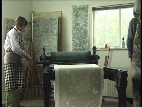A short film in which Marthe describes her design and printing process. So inspiring!
