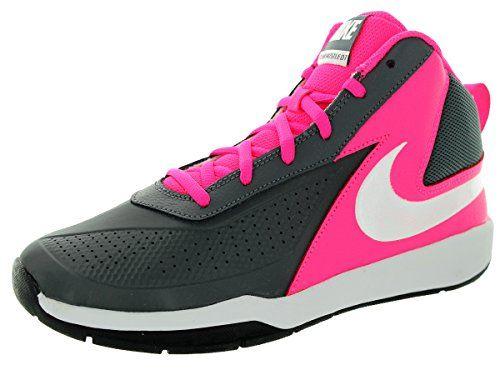 Nike Kids Team Hustle D 7 (GS) Basketball Shoe