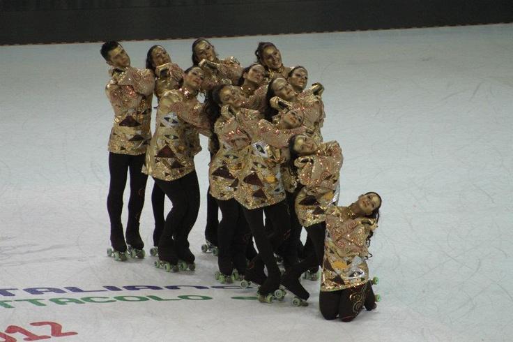 L'oro di Klimt. National Championship 2012