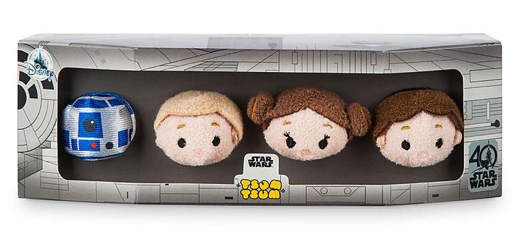 Micro Star Wars 40th Anniversary Tsum Tsum Box Set