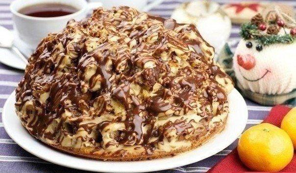 Very tasty cake