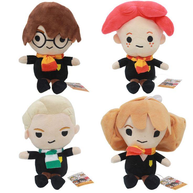 Harry potter plush toy