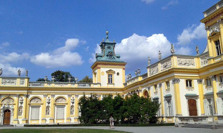 Wilanów Palace, Poland