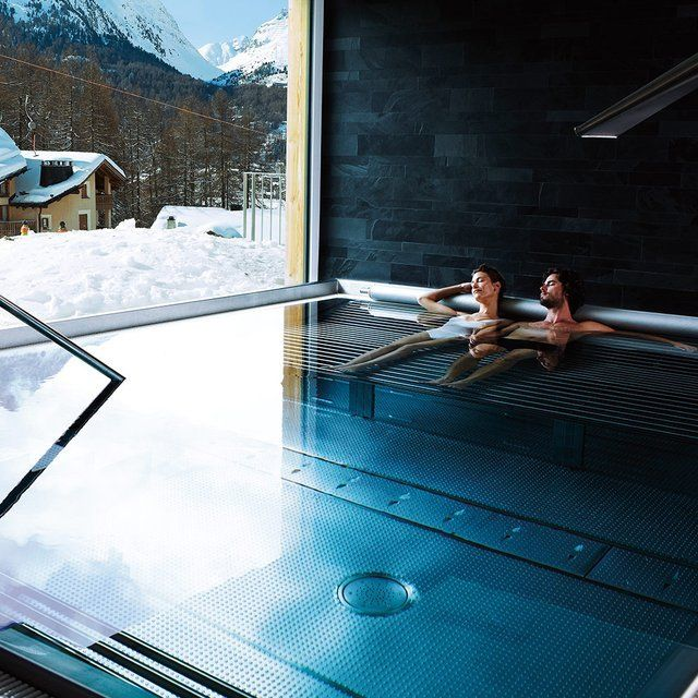 Nira Alpina Resort @ Switzerland