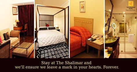 With warm hospitality, great food and seamless comfort, we at The Shalimar Hotel strive to serve the best to you as our esteemed guest.