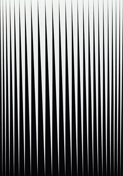 breathe | Bridget Riley