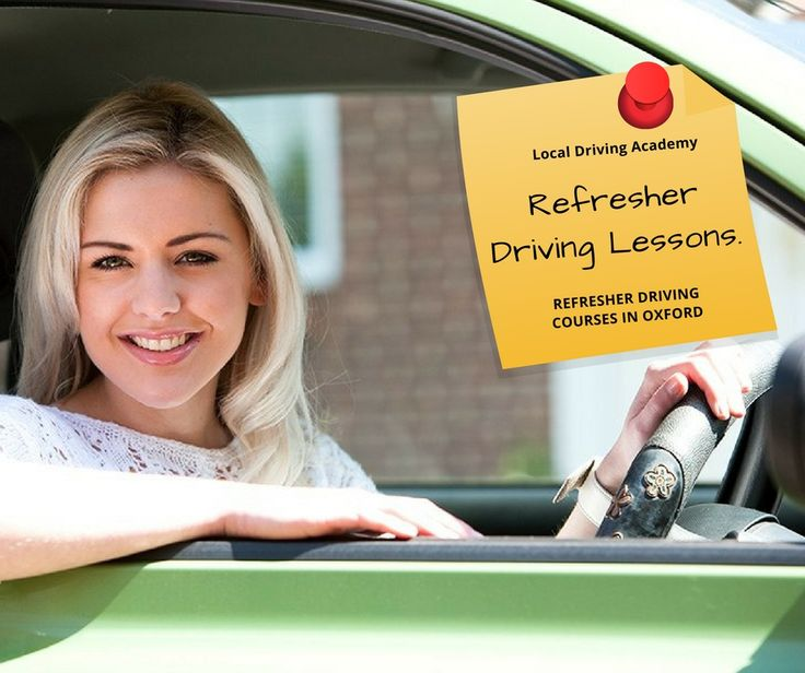 Refresher driving courses in OXFORD for anyone who would like to update their driving skills, break bad habits, improve their driving techniques and reduce the risk of accident. See more: https://goo.gl/5VyP4s  #RefresherDrivingCourses #DrivingLessons #OXFORD
