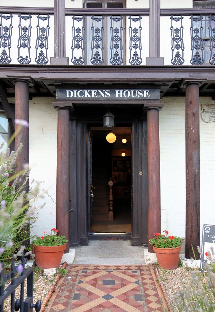 BROADSTAIRS, ENGLAND l Charles Dickens life is celebrated through memorabilia and exhibits at the Dickens House in Broadstairs, Kent.