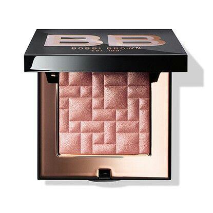 Sunset Glow - Bobbi Brown Highlighting Powder - Sunset Pink Fall 2016 Collection