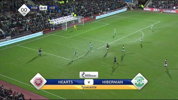 goals Scottish Premier League - Hearts vs. Hibernian - 27/12/2017 Full Match