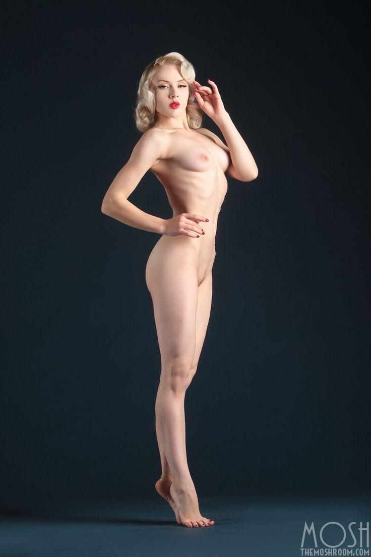 Nude erotic poses