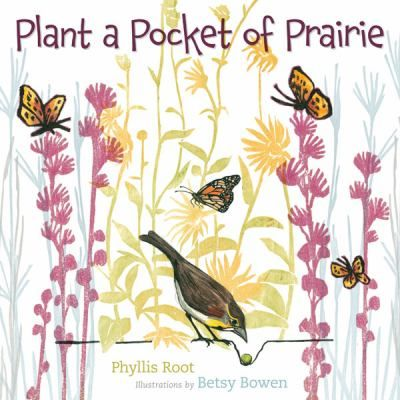 "Once covering almost 40 percent of the United States, native prairie is today one of the most endangered ecosystems in the world. ""Plant a Pocket of Prairie"" teaches children how changes in one part of the system affect every other part: when prairie plants are destroyed, the animals who eat those plants and live on or around them are harmed as well. Root shows what happens when we work to restore the prairies, encouraging readers to ""plant a pocket of prairie"" in their own backyards. Gr.K-3"