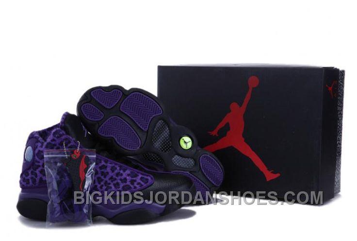 http://www.bigkidsjordanshoes.com/uk-air-jordan-13-xiii-retro-women-shoes-online-black-and-purple-2016-new.html UK AIR JORDAN 13 XIII RETRO WOMEN SHOES ONLINE BLACK AND PURPLE 2016 NEW Only $99.00 , Free Shipping!