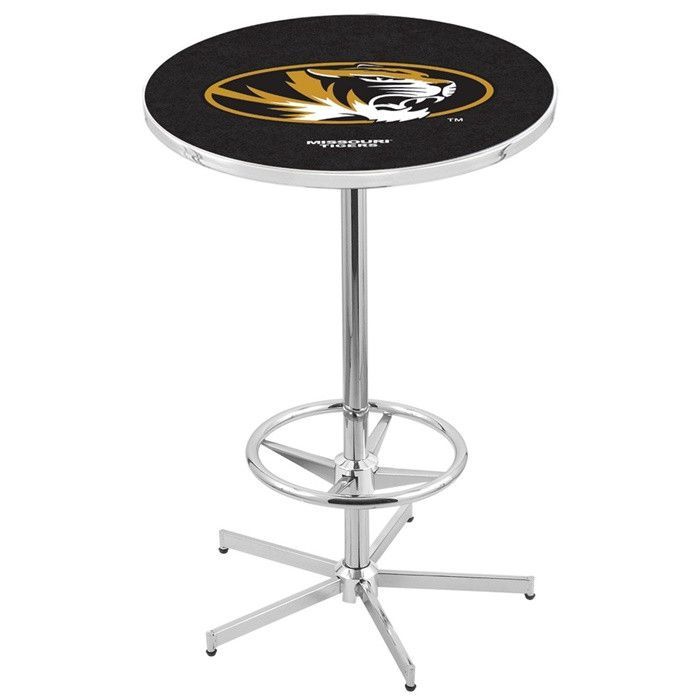 Missouri Tigers Retro-Style-Base Pub Table - SportsFansPlus