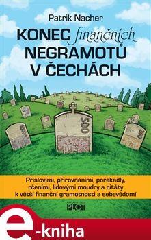 Obálka titulu Konec finančních negramotů v Čechách