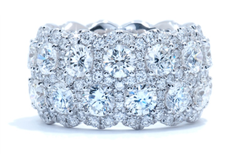 Diamond Right Hand Ring. I want it. Today.