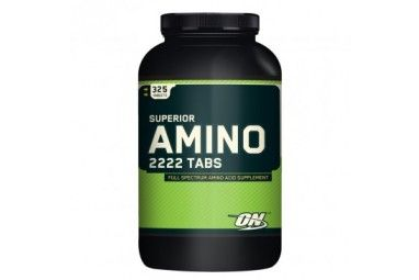 Optimum Nutrition Amino 2222 320 tablets + Free Sample Price: WAS £33.99 NOW £28.20