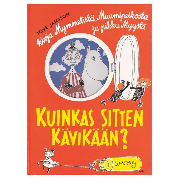 Lastenkamarin klassikko, Tove Janssonin kertoma ja kuvittama iki-ihana kuvakirja, jossa Muumipeikko, Mymmeli ja pikku Myy joutuvat ihmeellisiin kommelluksiin. Lastenkamarin klassikko, iki-ihana Tove Janssonin kuvittama ja kertoma nelivärinen kuvakirja, reikäkirja, jossa Muumipeikko, Mymmeli ja pikku Myy seikkailevat ja joutuvat ihmeellisiin kommelluksiin. Kuinkas sitten kävikään? - kysytään ja lukija pääsee eteenpäin kurkistamalla uteliaisuutta herättäviin reikiin.