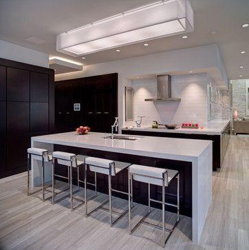 The New American Home - modern - kitchen - orlando - Phil Kean Design Group