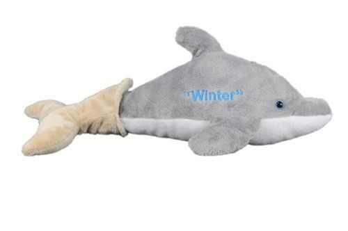 Dolphin Tale Winter Plush With Removable Tail Review Items That I