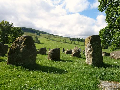 carbon 14 dating reveals that the megalithic monuments of ireland