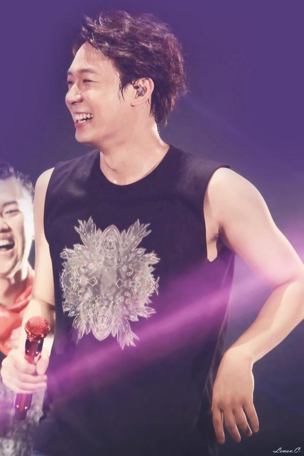 アンコールの時のユチョンは最高にいい顔♪ #YUCHUN #박유천 #ユチョン