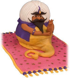genie aladdin limits to wishes birthday