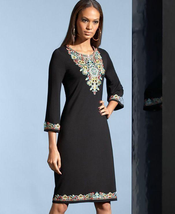 вышитые платья фото - Поиск в Google