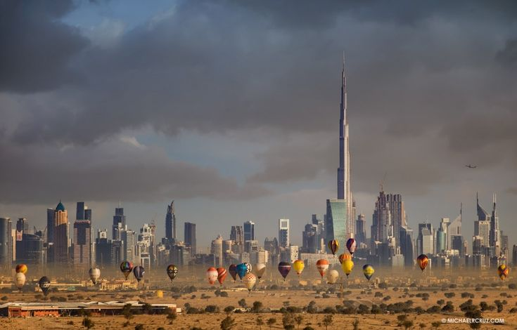 Dubai Hot air Balloons. Michael R. Cruz is an award-winning, professional Commercial & Advertising photographer based in Dubai, UAE. His expertise is Fashion, Editorial, Corporate, 360 VR, Automotive and Landscape Photography. Dubai Photographer.