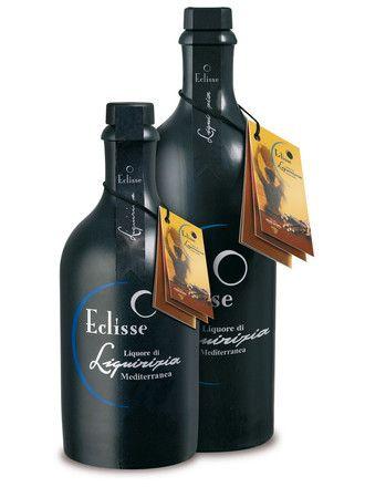 Eclisse Liquirizia Liqueur Pd Liquor Bottles Liqueur